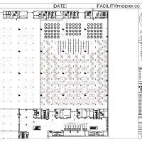 COVID-19 safe Floor Plan